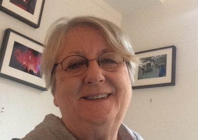 Photo of Margaret Sheehy, Director of MSL