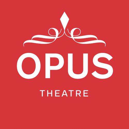 Opus Theatre logo