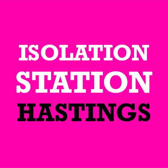 Logo for Isolation Station Hastings