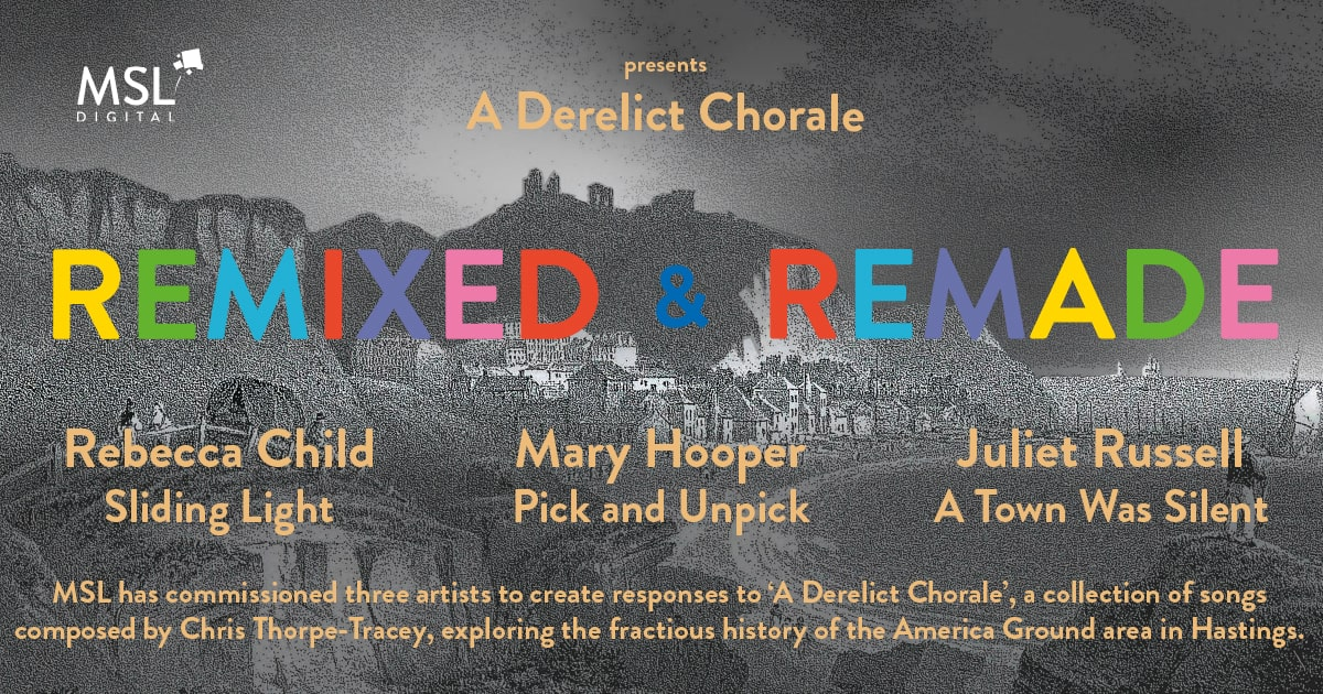 Remixed & Remade for A Derelict Chorale for MSL, Hastings