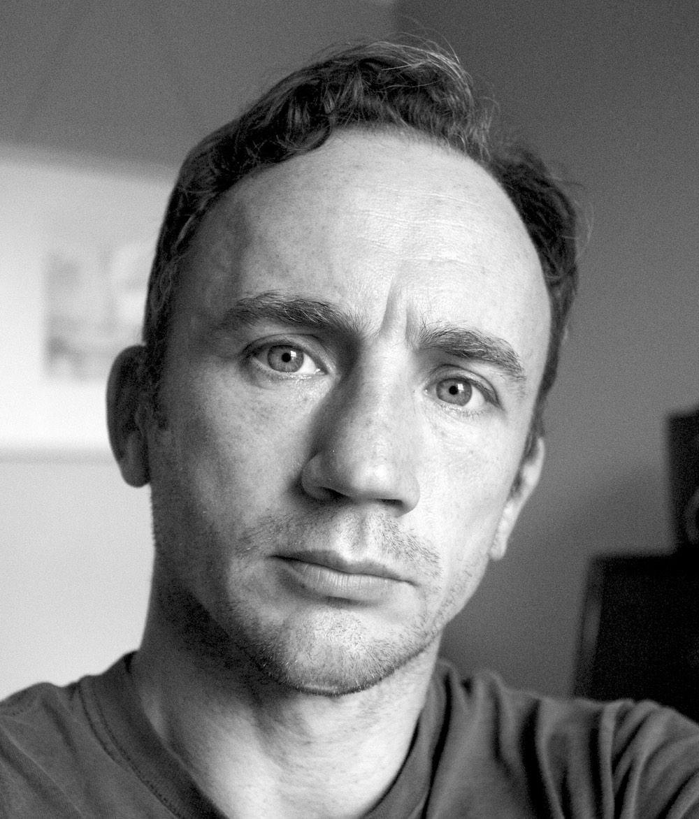 Sam Sharples film maker for A Derelict Chorale for MSL Hastings