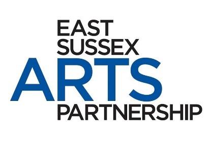 East Sussex Arts Partnership logo