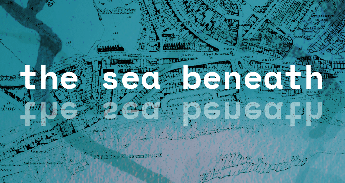 The Sea Beneath by MSL Projects in Hastings