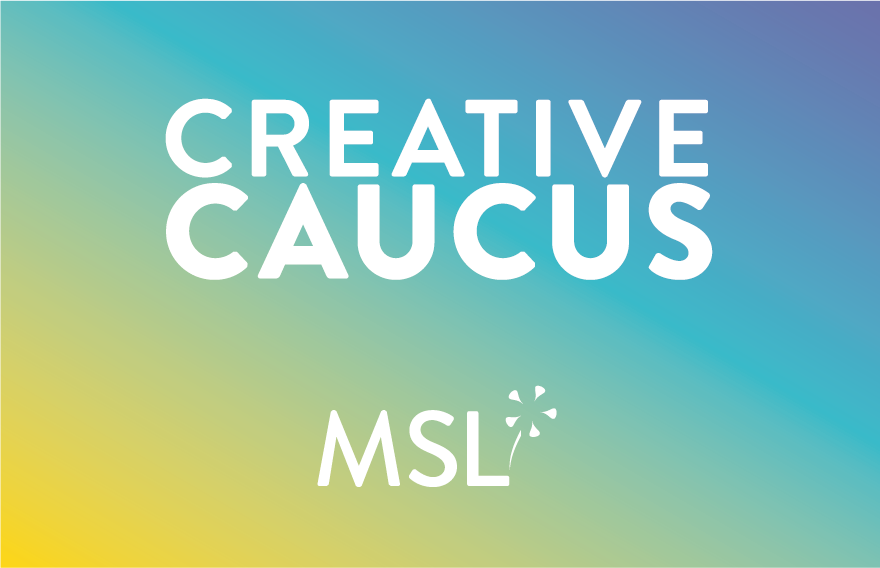 Typographical image MSL tive Caucuses