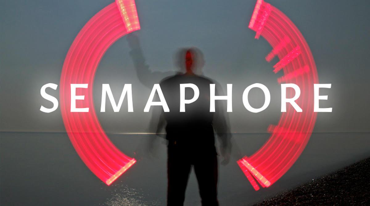 Error semaphore signal at Aldeburgh