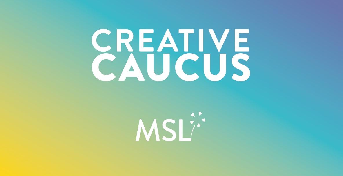 Creative Caucus MSL banner