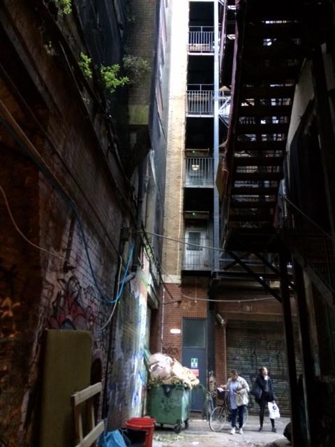 Alley+shaft