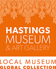 Hastings Museum & Art Gallery logo