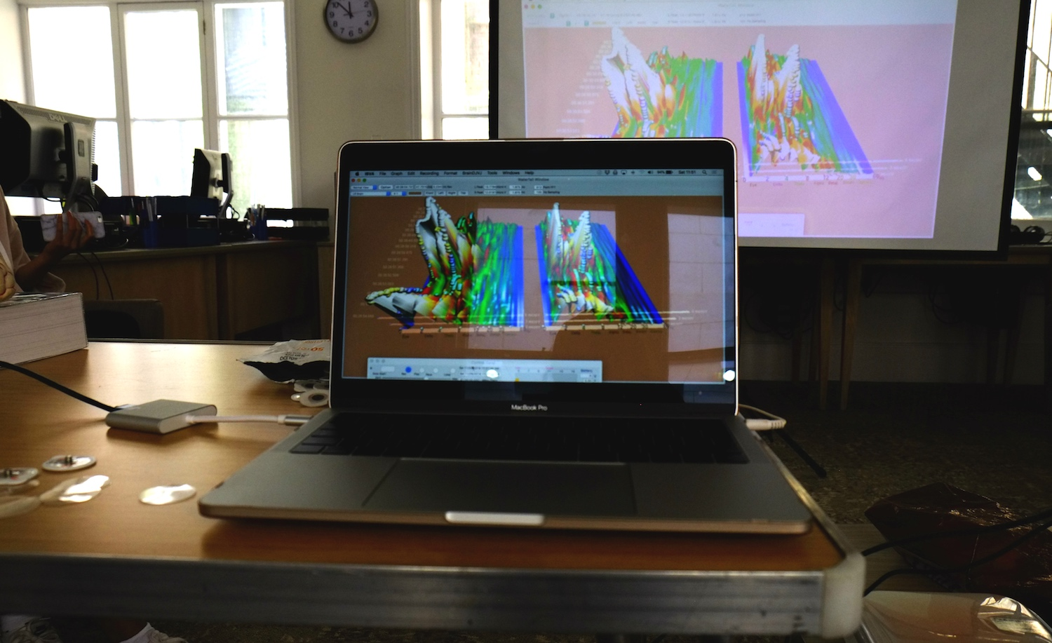 Photo of Luciana Haill's Biomechanics into the Brain workshop for Hastings Creative Summer